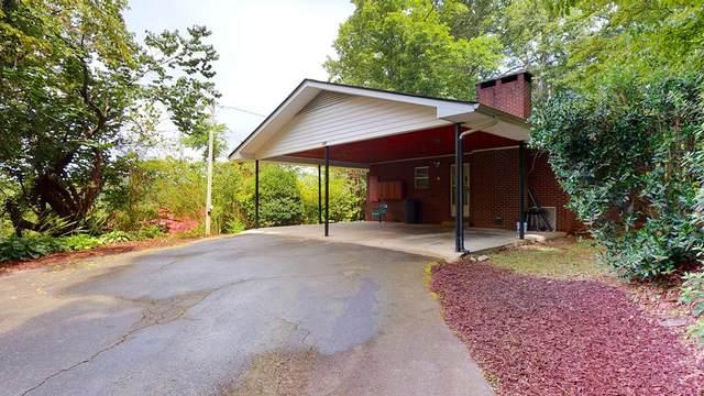 127 Mooreland Heights St, MURPHY, NC 28906 (MLS #135069) :: Old Town Brokers