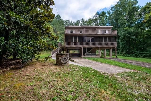545 Collett Creek Road, ANDREWS, NC 28901 (MLS #135130) :: Old Town Brokers