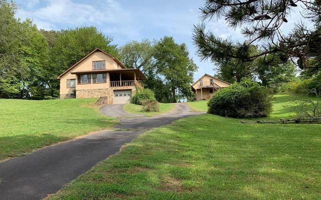 845 Chatuge Lane, HAYESVILLE, NC 28904 (MLS #135183) :: Old Town Brokers