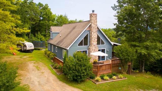 423 Scottie Mountain Cir, MURPHY, NC 28906 (MLS #135194) :: Old Town Brokers