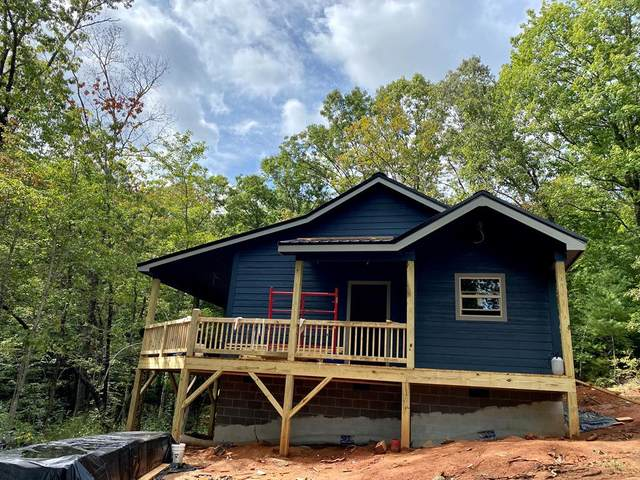 E-5 Old Dogwood Drive, MURPHY, NC 28906 (MLS #135199) :: Old Town Brokers