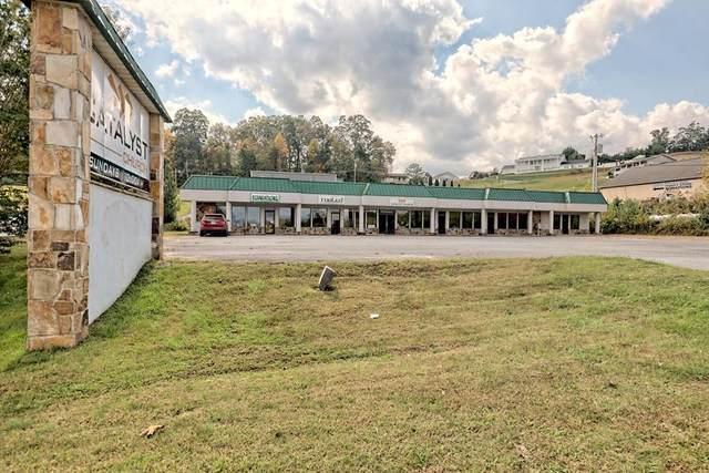 1460 Us Highway 76 West, HIAWASSEE, GA 30546 (MLS #136388) :: Old Town Brokers