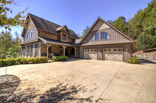 2745 Caney Creek Road, MURPHY, NC 28906 (MLS #136390) :: Old Town Brokers