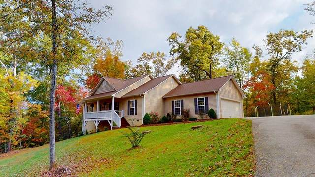 805 Loop Lane, MARBLE, NC 28905 (MLS #136393) :: Old Town Brokers