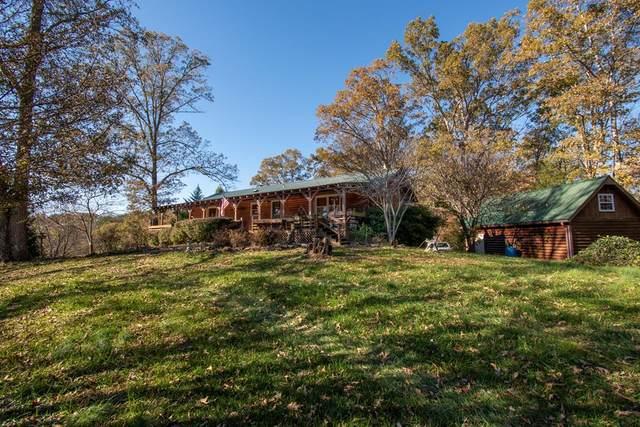 105 Peachtreee Hills Road, MURPHY, NC 28906 (MLS #136535) :: Old Town Brokers