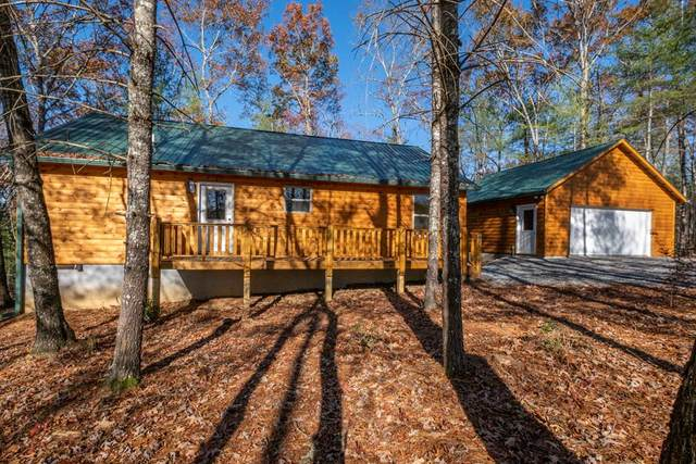 54 Woodcrest Drive, MURPHY, NC 28906 (MLS #136622) :: Old Town Brokers