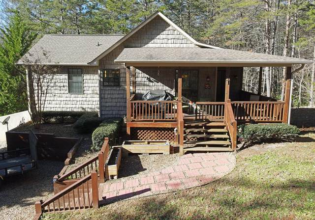 67 Lazy Days Drive, BLAIRSVILLE, GA 30512 (MLS #136647) :: Old Town Brokers