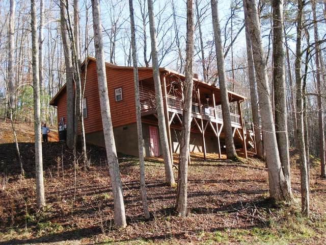 630 Cherokee Oaks Rd, MURPHY, NC 28906 (MLS #136893) :: Old Town Brokers