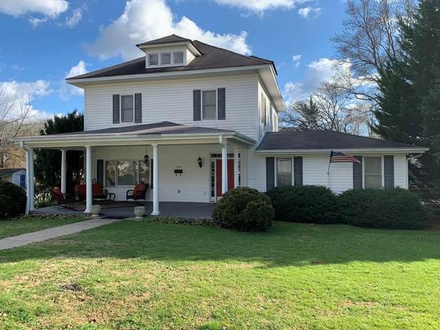970 Valley River Avenue, MURPHY, NC 28904 (MLS #136894) :: Old Town Brokers