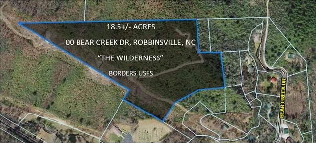 00 Bear Creek Dr/ Hwy 129S Bear Creek, ROBBINSVILLE, NC 28771 (MLS #137013) :: Old Town Brokers