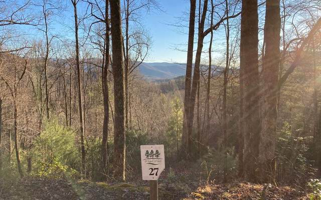 Lot 27 Whisper Woods, HIAWASSEE, GA 30546 (MLS #137245) :: Old Town Brokers