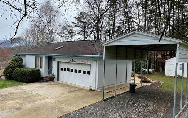 284 Licklog Court, HAYESVILLE, NC 28904 (MLS #137476) :: Old Town Brokers