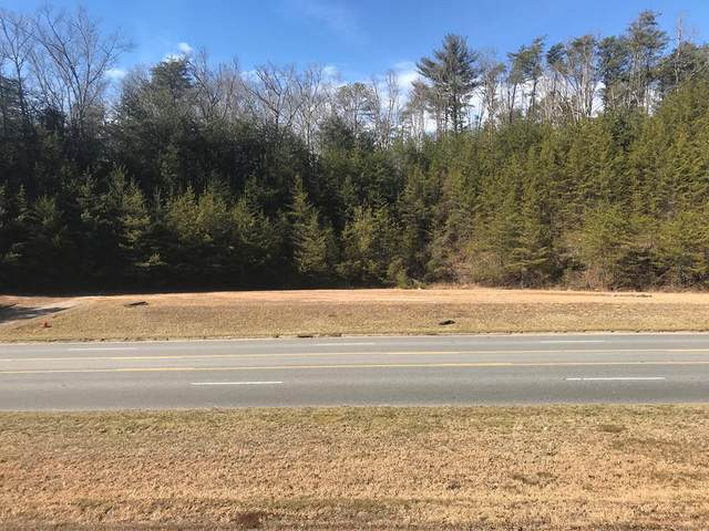 0 U.S. 441 North, WHITTIER, NC 28789 (MLS #137606) :: Old Town Brokers