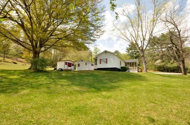 279 Matheson Cove Road, HAYESVILLE, NC 28904 (MLS #137649) :: Old Town Brokers
