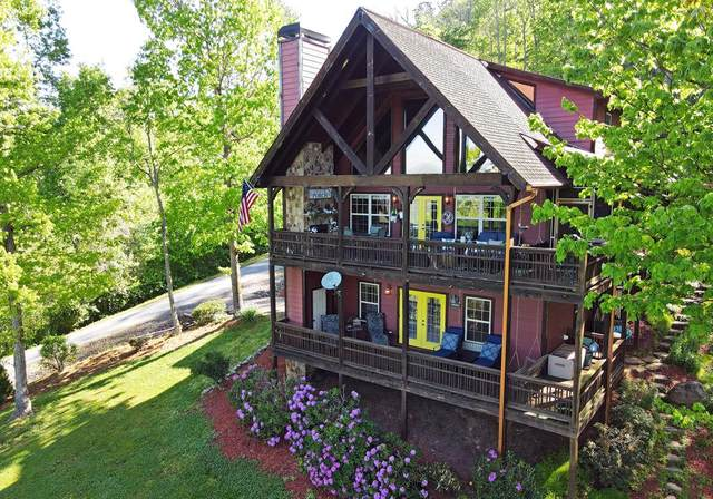 282 Bethabara View, HAYESVILLE, NC 28904 (MLS #137824) :: Old Town Brokers