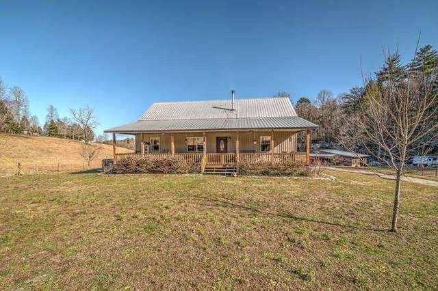 310 Farner  Rd, FARNER, TN 37333 (MLS #138109) :: Old Town Brokers