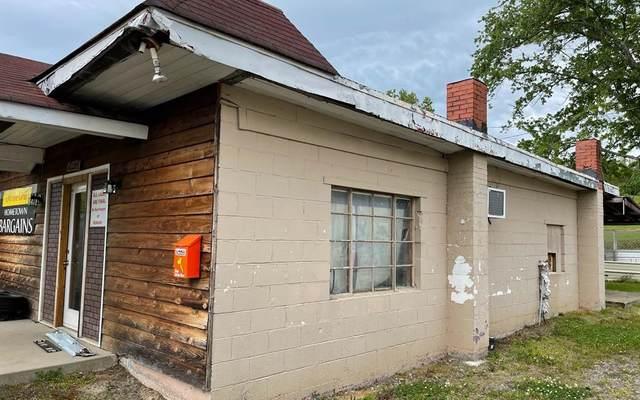 1220 W Hwy 64, HAYESVILLE, NC 28904 (MLS #138195) :: Old Town Brokers