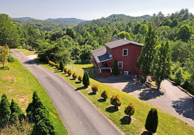 32 Lucia's Paradise, MURPHY, NC 28906 (MLS #138201) :: Old Town Brokers