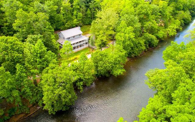 320 Hiawassee River Rd, HAYESVILLE, NC 28904 (MLS #138215) :: Old Town Brokers