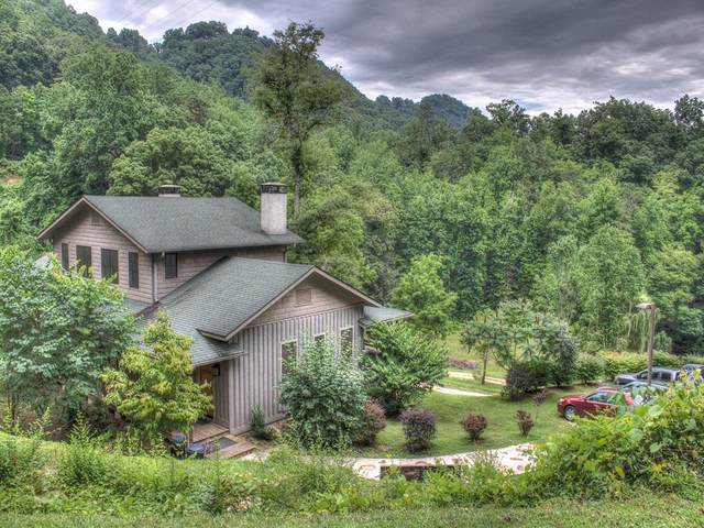 31 Valley Lane, BRYSON CITY, NC 28713 (MLS #138320) :: Old Town Brokers