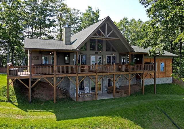 1724 Timberwood  Dr, MARBLE, NC 28905 (MLS #138341) :: Old Town Brokers
