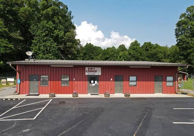 168 Upper Peachtree Road, MURPHY, NC 28906 (MLS #138541) :: Old Town Brokers