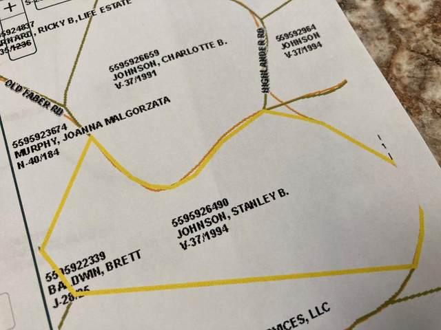 00 Glen Hay Drive, TOPTON, NC 28781 (MLS #138552) :: Old Town Brokers
