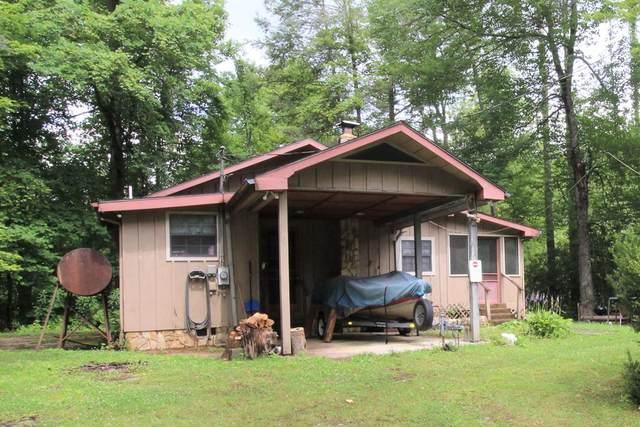 81 Choga Lodge Road, NANTAHALA, NC 28781 (MLS #138584) :: Old Town Brokers