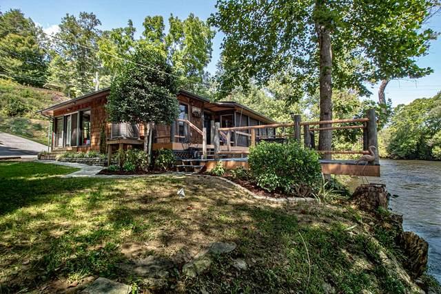 298 Beaver Ridge Road, MURPHY, NC 28906 (MLS #138999) :: Old Town Brokers