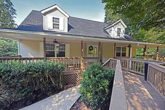 264 12 Point Rd, BLAIRSVILLE, GA 30512 (MLS #139053) :: Old Town Brokers