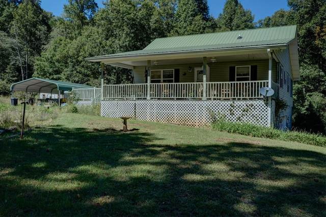 60 Aunt Weese Lane, HAYESVILLE, NC 28904 (MLS #139054) :: Old Town Brokers