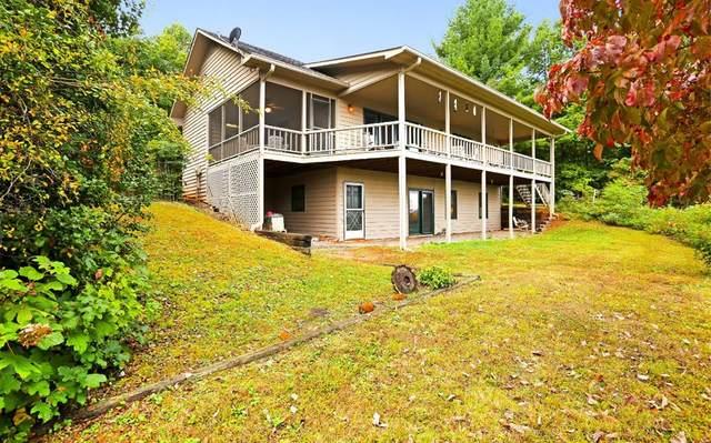 3317 Hummingbird Lane, HIAWASSEE, GA 30546 (MLS #139172) :: Old Town Brokers