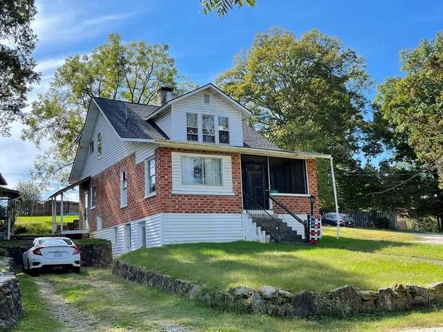 14 Temple Street, ANDREWS, NC 28901 (MLS #139205) :: Old Town Brokers