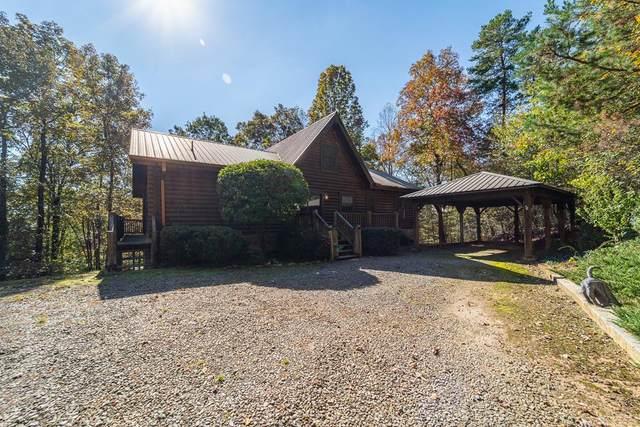 313 Brasstown Acres, BRASSTOWN, NC 28902 (MLS #139257) :: Old Town Brokers