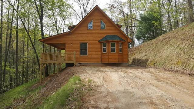 215 Whittlers Mountain Road, MURPHY, NC 28906 (MLS #132264) :: Old Town Brokers