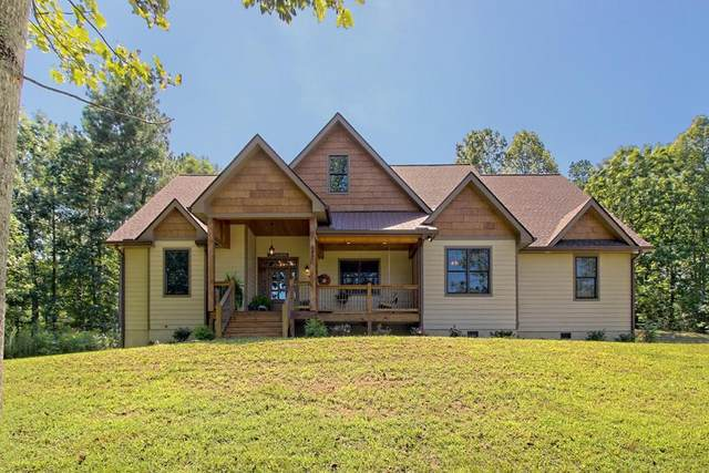 647 Meadow Brooke Lane, YOUNG HARRIS, GA 30582 (MLS #132618) :: Old Town Brokers
