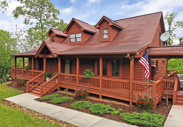 126 Flat Top  Trail, MURPHY, NC 28906 (MLS #133177) :: Old Town Brokers