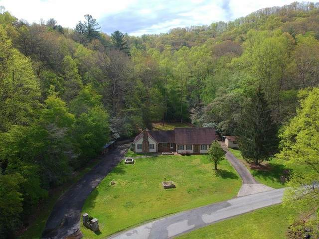 167 Woodland Heights, ROBBINSVILLE, NC 28771 (MLS #133254) :: Old Town Brokers