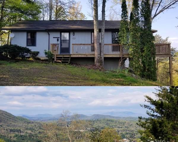 871 Wilscott Mountain Rd, MURPHY, NC 28906 (MLS #133647) :: Old Town Brokers