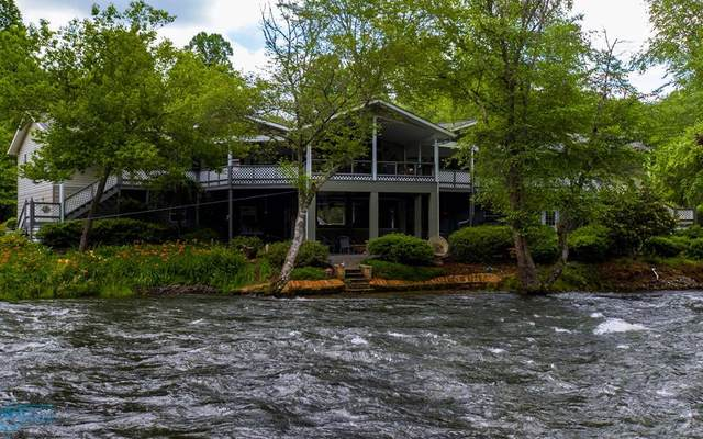 2520 Sweetwater Bend Dr, HAYESVILLE, NC 28904 (MLS #134319) :: Old Town Brokers