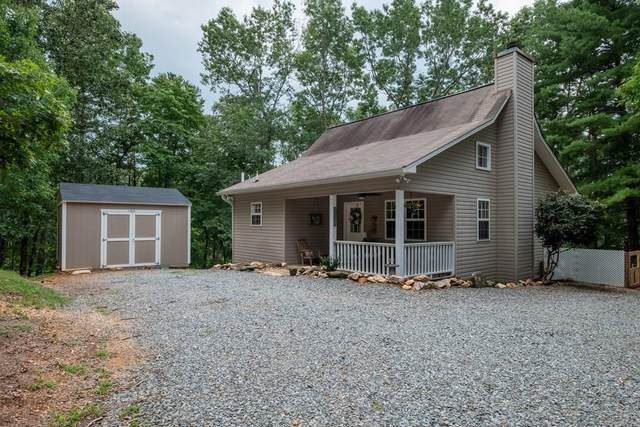 515 Leonard Lane, MURPHY, NC 28906 (MLS #134828) :: Old Town Brokers