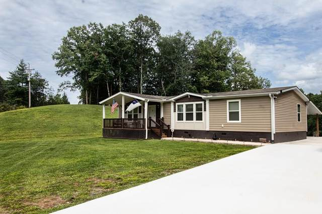 5684 Nc Highway 141, MARBLE, NC 28905 (MLS #135022) :: Old Town Brokers