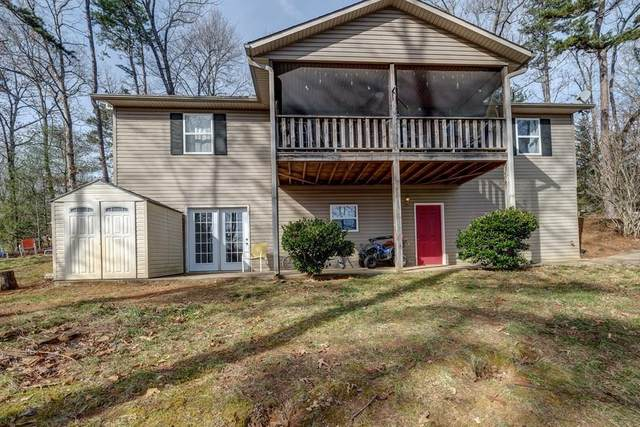 75 Misty Hill, MURPHY, NC 28906 (MLS #136860) :: Old Town Brokers