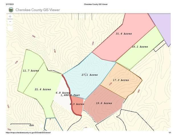 00 Sandy Gap Road, MURPHY, NC 28906 (MLS #137020) :: Old Town Brokers