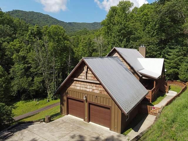 158 Meadowview Trail, FRANKLIN, NC 28734 (MLS #133727) :: Old Town Brokers