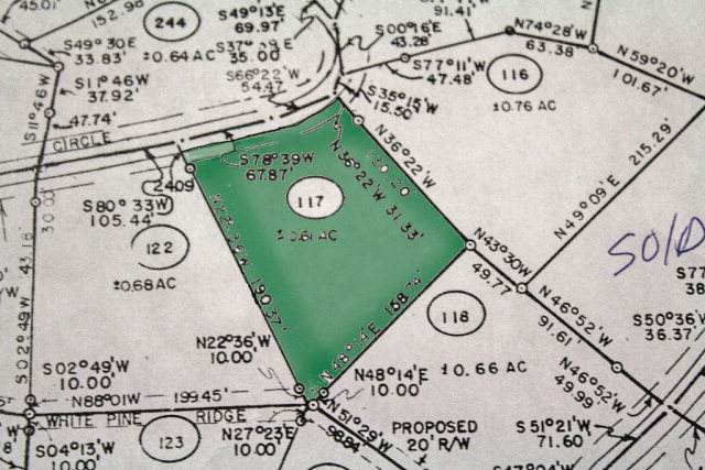 LT 117 Cherokee Circle - Photo 1