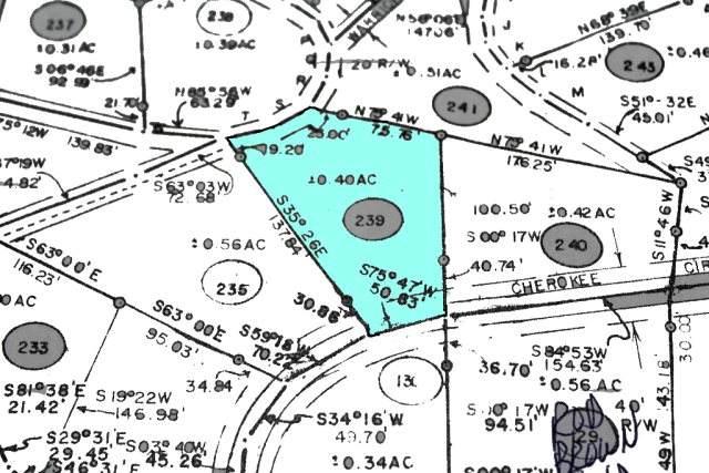 LT 239 Cherokee Circle - Photo 1
