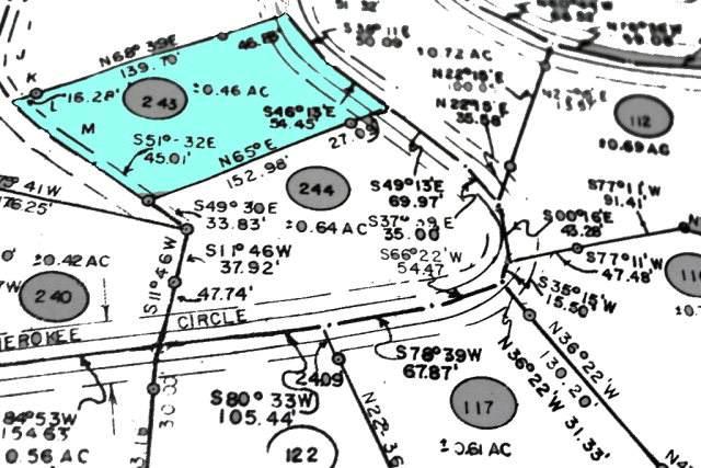 LT 243 Cherokee Circle - Photo 1