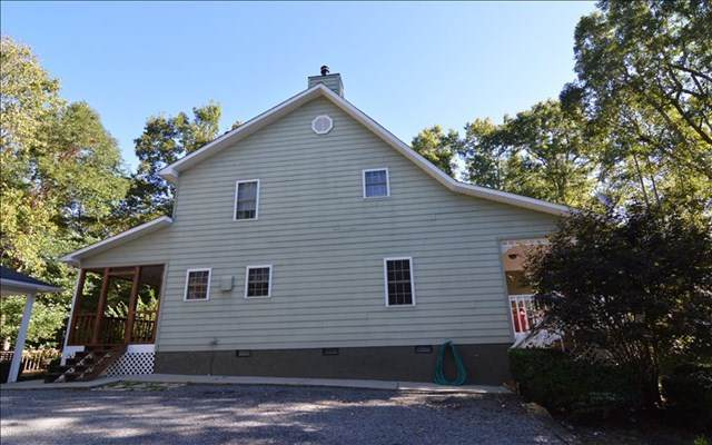 197 Tusquittee Laurel, HAYESVILLE, NC 28904 (MLS #127328) :: Old Town Brokers