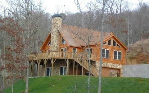 241 Beach Mountain Drive, HAYESVILLE, NC 28904 (MLS #127756) :: Old Town Brokers